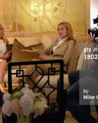 Sonja Morgan and Ramona Singer