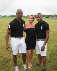 Ralph Lauren Polo Models with Sonja Morgan