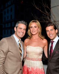sonja-with-andy-cohen-and-luis-ortiz
