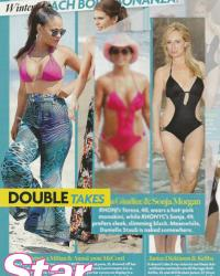 Star Magazine - Best Beach Bodies January 2013