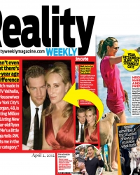 Reality Weekly - April 2, 2012