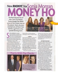 People Magazine Article – 2011 pg. 1