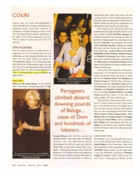 Travel and Leisure Magazine 1993 pg. 2
