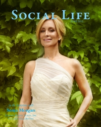 Sonja Morgan Social Life Magazine Cover June 2012 pg. 1