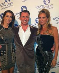 Sonja Morgan Hosts Dogs for the Deaf - April 2013