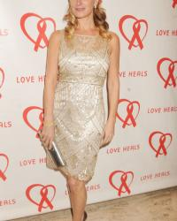 Sonja Morgan attends Love Heals 2013 Gala
