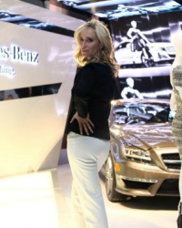 Mercedes Benz Fashion Week at Lincoln Center - Fall, 2011