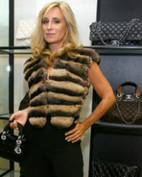 Sonja at Chanel for Fashion's Night Out - 2011