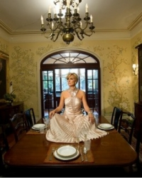 Sonja Morgan at Home