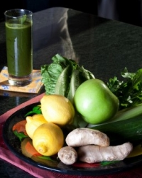 Sonja's Daily Green Juice