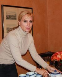 Art Tour Brunch, Sonja Morgan