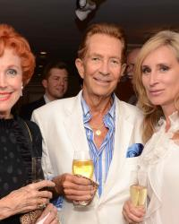 American Friends of Blérancourt Dinner Launch Party, Sonja Morgan