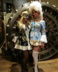 Masquerade Ball, Sonja Morgan, RHNY
