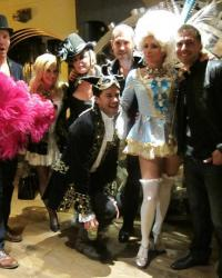 Masquerade Ball, Sonja Morgan