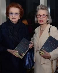 The Queen's Lover Book Launch