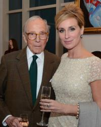The Queen's Lover Book Launch, Sonja Morgan