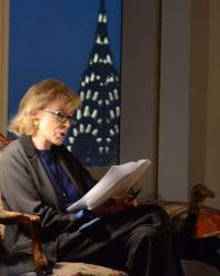 The Queen's Lover Book Reading, Francine du Plessix Gray